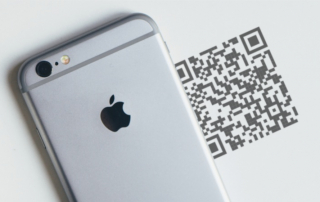 Apple qr code support