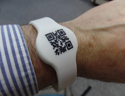 Retreive Training Records with a Wristband Instead of an ID Card
