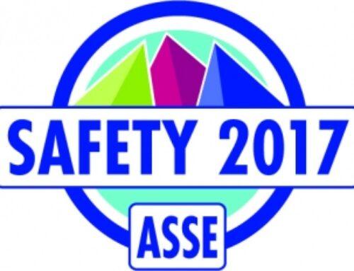 Visit us at the Safety-2017 Conference in Denver